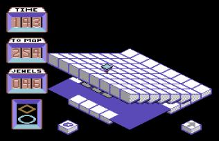 Spindizzy C64 186