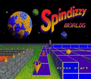 Spindizzy Worlds SNES 01