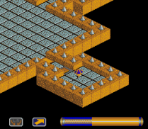 Spindizzy Worlds SNES 03