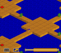 Spindizzy Worlds SNES 04