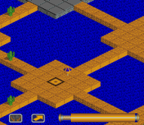 Spindizzy Worlds SNES 07