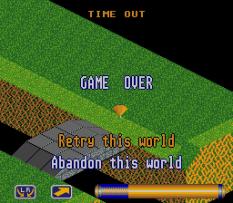Spindizzy Worlds SNES 33