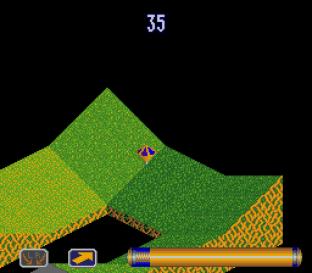 Spindizzy Worlds SNES 34