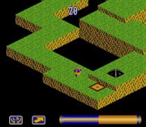 Spindizzy Worlds SNES 48