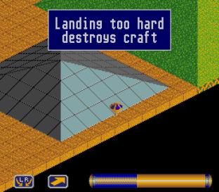 Spindizzy Worlds SNES 53