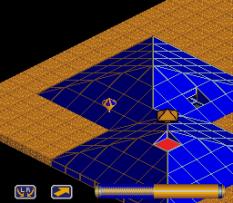 Spindizzy Worlds SNES 54