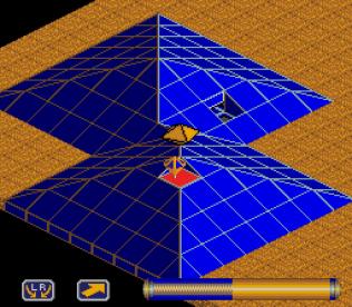 Spindizzy Worlds SNES 55