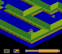 Spindizzy Worlds SNES 62