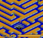 Spindizzy Worlds SNES 90