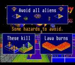 Spindizzy Worlds SNES 92