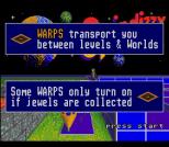 Spindizzy Worlds SNES 94