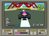 Stunt Race FX SNES 007