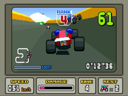 Stunt Race FX SNES 020
