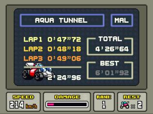 Stunt Race FX SNES 033