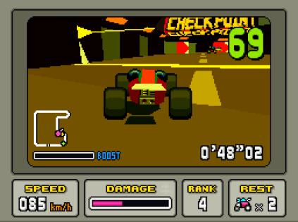 Stunt Race FX SNES 045