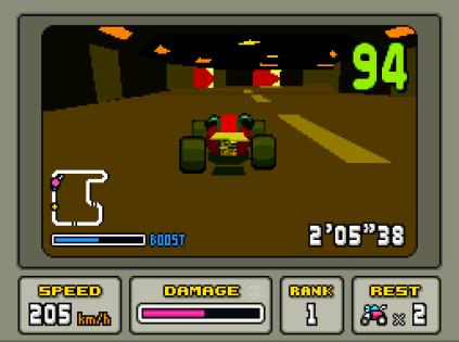Stunt Race FX SNES 053