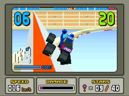Stunt Race FX SNES 067