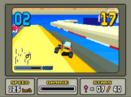 Stunt Race FX SNES 075