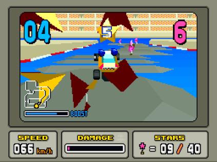 Stunt Race FX SNES 078