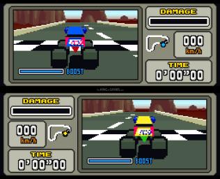 Stunt Race FX SNES 087