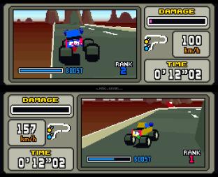 Stunt Race FX SNES 089