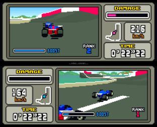 Stunt Race FX SNES 097