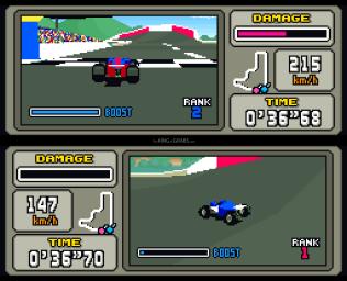 Stunt Race FX SNES 098