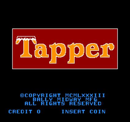 Tapper Arcade 01