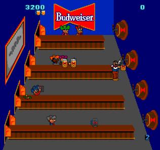 Tapper Arcade 10