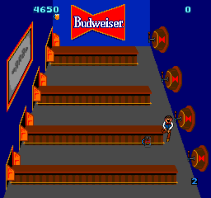 Tapper Arcade 12