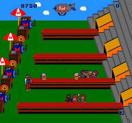 Tapper Arcade 20