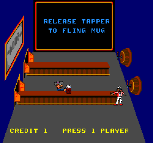 Tapper Arcade 31