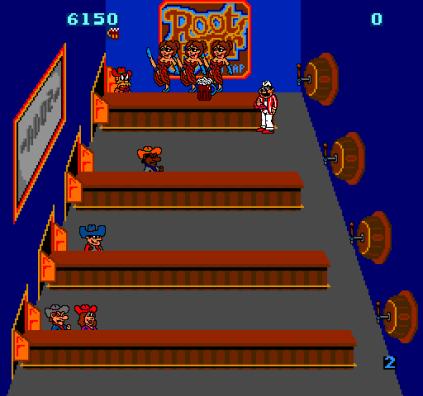Tapper Arcade 42