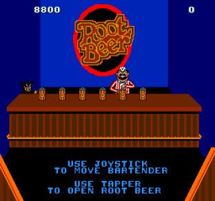 Tapper Arcade 45