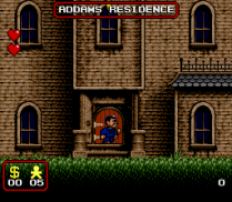 The Addams Family SNES 03