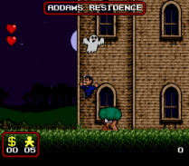 The Addams Family SNES 04