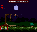 The Addams Family SNES 05