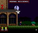 The Addams Family SNES 06