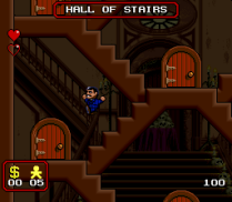 The Addams Family SNES 08