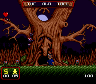 The Addams Family SNES 09