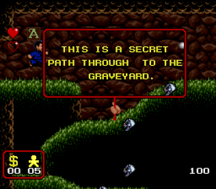 The Addams Family SNES 10