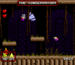 The Addams Family SNES 17