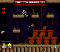 The Addams Family SNES 18