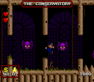 The Addams Family SNES 20