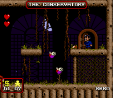 The Addams Family SNES 21