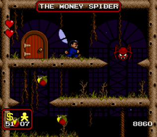 The Addams Family SNES 22