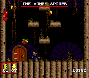 The Addams Family SNES 23