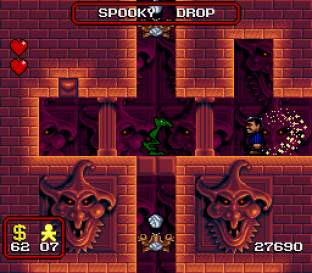 The Addams Family SNES 34