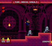The Addams Family SNES 36