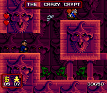 The Addams Family SNES 46